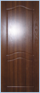 Образей накладки МДФ на металлическую дверь 14