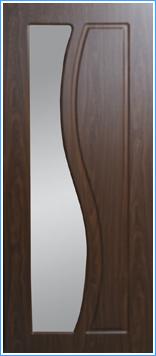 Образей накладки МДФ на металлическую дверь 5