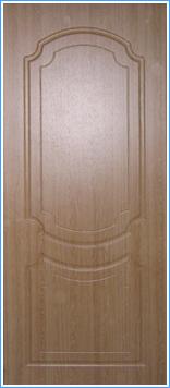 Образей накладки МДФ на металлическую дверь 4