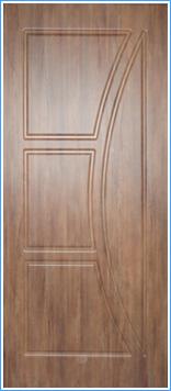 Образей накладки МДФ на металлическую дверь 9