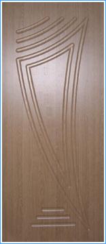 Образей накладки МДФ на металлическую дверь 18