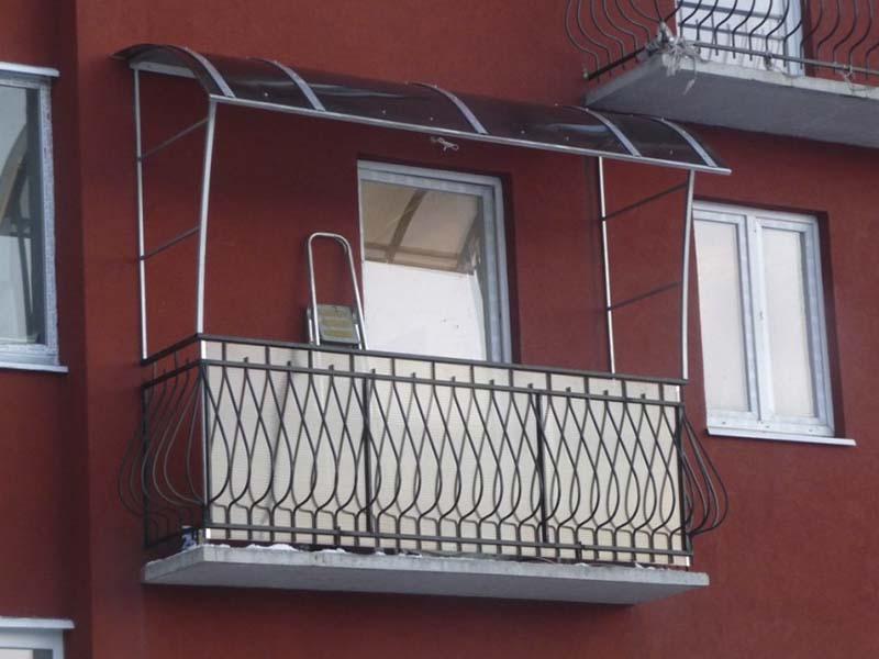 Остекление поликарбонатом балкона застеклить балкон сергиев посад