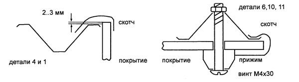 Инструкция для самостоятельной сборки